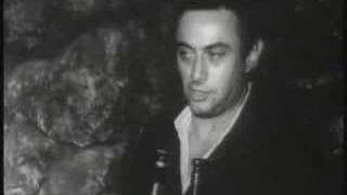 Lenny Bruce – Onstage shortly before he died