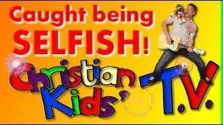 CHRISTIAN KIDS TV Show, Funny Video Clip Christian, Lesson About Selfishness!