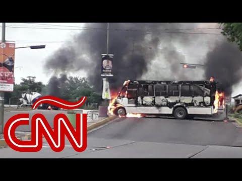 Hijo Del Chapo En Centro De Balaceras En Culiacán México ¿qué Está Pasando