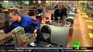 Inside The Kalashnikov AK47 AK74 Factory