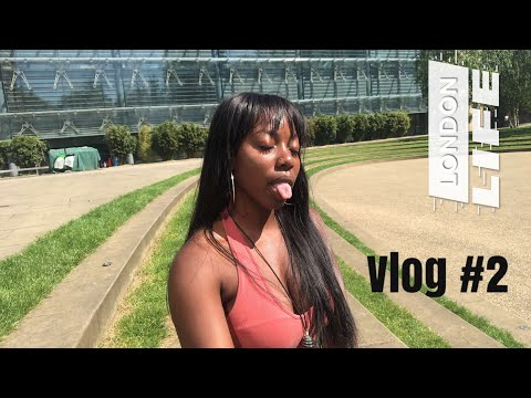 2018 SOLO EURO TRIP | London Vlog #2 | Natural History Museum
