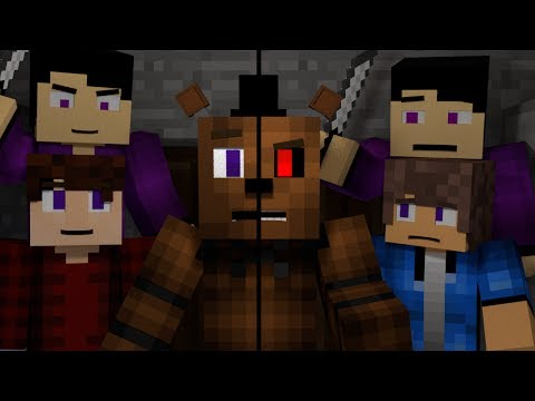 Look at Me Now - FNAF Minecraft Music Video