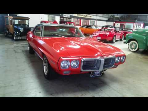 Video of '69 Pontiac Firebird - $22,490.00 Offered by Specialty Sales Classics - LGC5