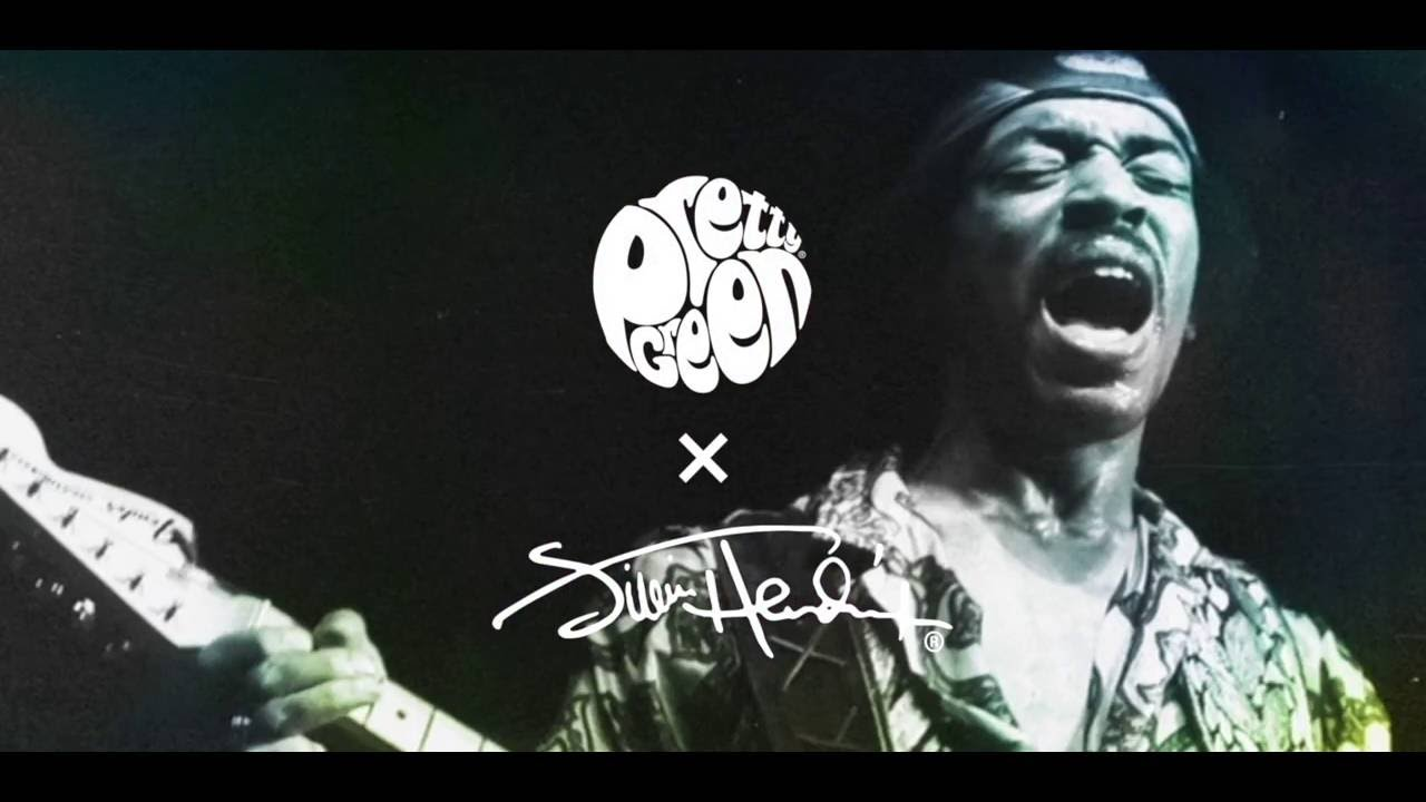 Pretty Green X Jimi Hendrix Collection | The Film
