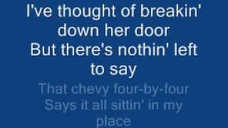 That Aint My Truck Rhett Atkins Lyrics