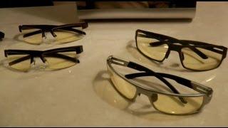 GUNNAR Optiks glasses review and 2012 line tour