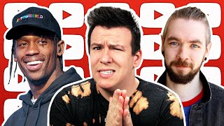 """WOW! The TRUTH About These New """"Woke Quotas"""", Jacksepticeye, Travis Scott Hacks News Cycles, & More"""