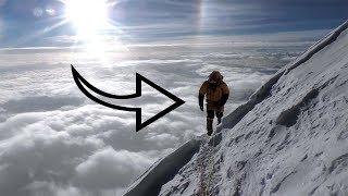 Зачем люди лезут на Эверест?
