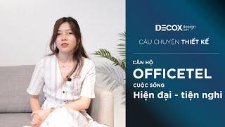 [Câu chuyện thiết kế] Căn hộ officetel