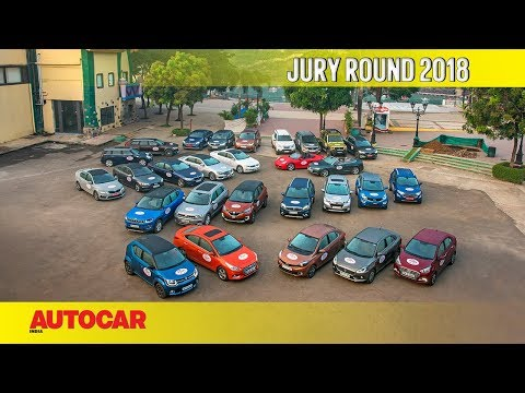 Jury Round | Cars | Autocar India Awards 2018