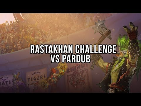Rastakhans Challenge - CzechCloud vs  Pardub