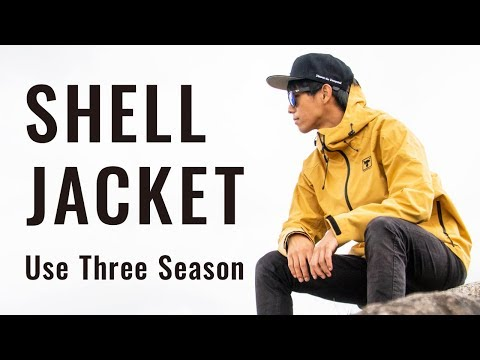 2019 A/W SHELL JACKET / シェルジャケット