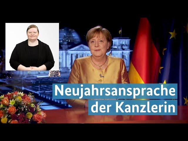 Video Aussprache von Bundeskanzlerin in Deutsch