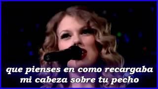 Taylor Swift   'Tim McGraw'  Subtitulado en Español + Descarga JOURNEY TO FEARLESS