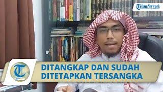 Kini Jadi Tersangka, Ustaz Maaher At-Thuwalibi Ditangkap Polisi di Rumahnya di Bogor