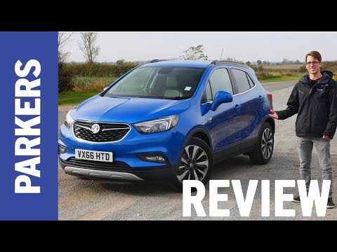 Vauxhall Mokka X (2016 - 2019) Review Video