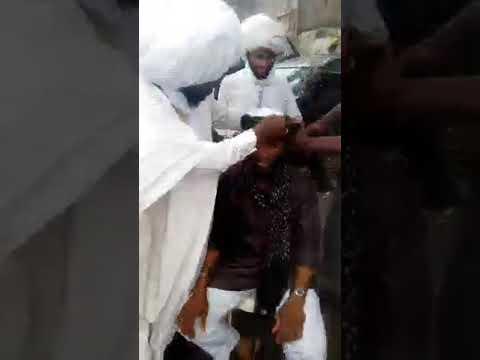 Sheik labeeb and Alfa Saheed Shittu Has ended there dispute.