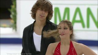 [HD] Naomi Lang and Peter Tchernyshev - 2002 Worlds FD - Parisienne Walkways