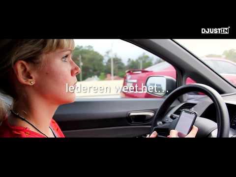 Djustin® Hardware oplossing tegen onveilig smartphone gebruik tijdens verkeersdeelname