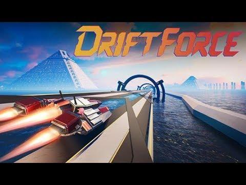 DRIFTFORCE ► GAMEPLAY (2019 PC 1080p60)
