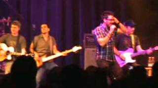 Danny Gokey - Life On Ya (Live @ Glass Cactus June 24, 2010)