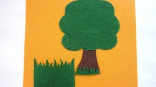 Make A Beautiful Felt Applique - DIY Crafts - Guidecentral
