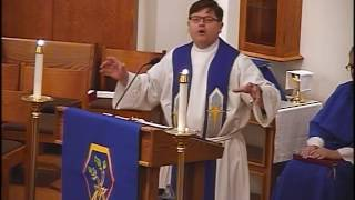 Hope Lutheran Cranberry - December 04, 2016 - Pastor Ron Brown