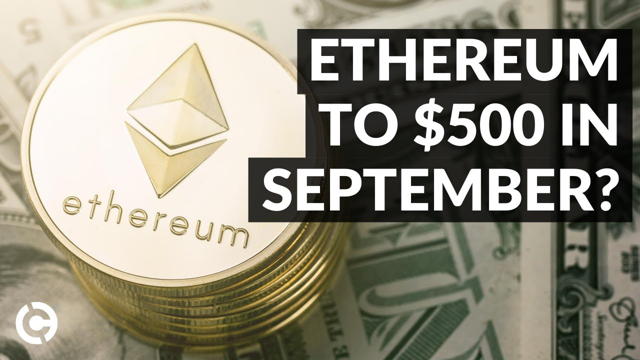 Ethereum Price Analysis September 2020 | Going to $500 in September? #Ethereum #ETH