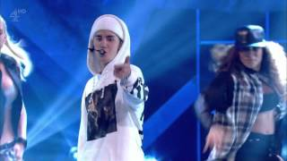 Justin Bieber   What Do You Mean | Live On TFI Friday HD 720p
