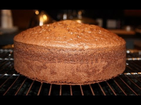Video Chocolate cake recipe without oil, butter, or dairy
