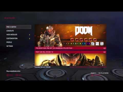 Doom 4 Demon Multiplayer Pack