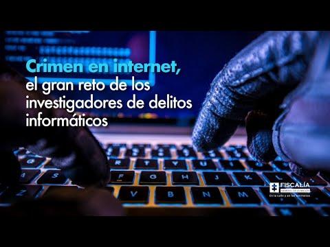 Crimen en internet, el gran reto de los investigadores de delitos informáticos