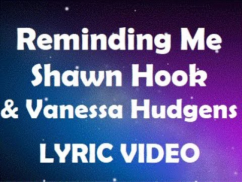Reminding Me (Dj Mike D Remix) - Shawn Hook, Vanessa Hudgens