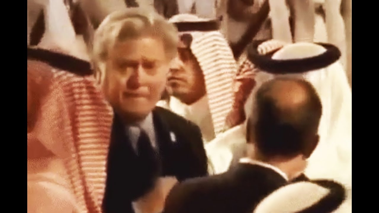The Comically Stupid Reason Bannon's Terrified Of Muslims thumbnail
