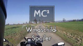 Windschild - Spoiler