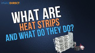 What do the Auxiliary Heat Strips in my Furnace Do?