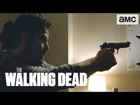 The Walking Dead 8.03 (Clip)
