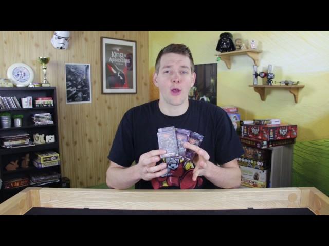 Gry planszowe uWookiego - YouTube - embed pce9Fk3VKFE