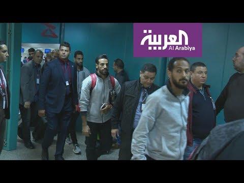 العرب اليوم - شاهد: وصول بعثة الأهلي المصري إلى تونس لملاقاة الترجي