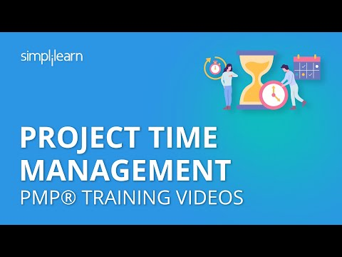 Project Time Management | PMP® Training Videos PMBOK 5th ...