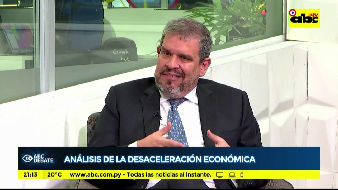Análisis de la desaceleración económica