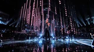 Rihanna Diamonds  Live On The Voice Final