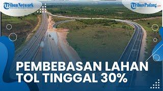 Pembebasan Lahan Tahap II Tol Indralaya-Prabumulih Tinggal 30 Persen, Target Rampung November