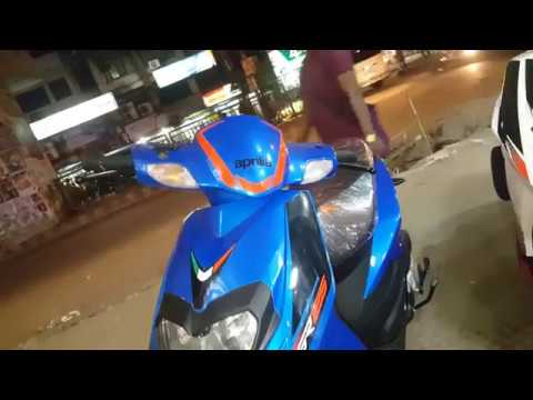 Aprilia 125 Blue | Spec | Price & Aprilia Scooter Review – YouTube Look