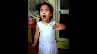 The Bye Bye Song by Lily