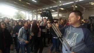 DNJ ( DIA NACIONAL DA JUVENTUDE) DIOCESE DE SÃO JOSÉ DOS PINHAIS PR   - 2018