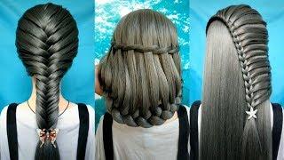 😍  En Iyi 30 Çok Kolay Kısa Saç Örgü Modelleri  😍  -  😍  Kısa Saç Modelleri örgü  😍