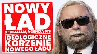 Jarosław Kaczyński o Nowym Ładzie! Nowy Lad oficjalną agendą PiS!