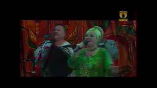 """Надежда Кадышева и """"Золотое кольцо"""" в Татарстане, 2002 г."""