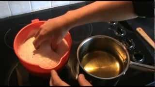 How to make Donuts / Mekitsa